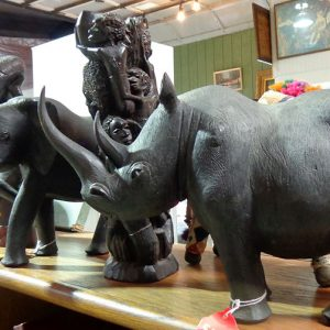 African Art-  Assortment of Carvings