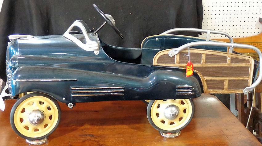 Whats My Car Worth Cast >> Pedal car - Fox Den Antiques