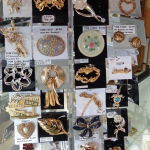 Collectible and Vintage Jewelry