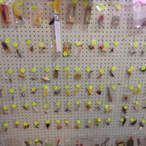 Vintage Fishing Lures and equipment